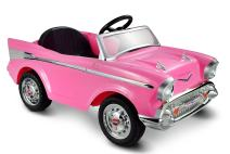 Kid Motorz Chevy Bel Air, 12V, Pink