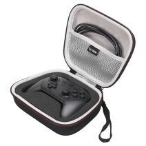 LTGEM Hard Case for Nintendo Switch Pro Controller - Travel Protective Carrying Storage Bag