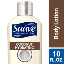 Suave Essentials Body Lotion, Tropical Coconut, 10 Ounce (Pack of 6)
