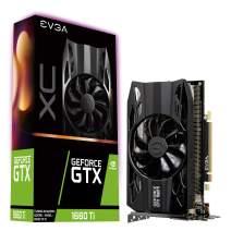 EVGA GeForce GTX 1660 Ti XC, Overclocked, 2.75 Slot Extreme Cool, 65C Gaming, 6GB GDDR6, 06G-P4-1263-KR