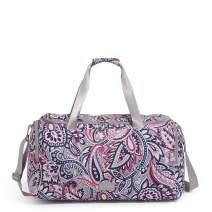 Vera Bradley Women's Recycled Lighten Up ReActive Travel Duffle Bag