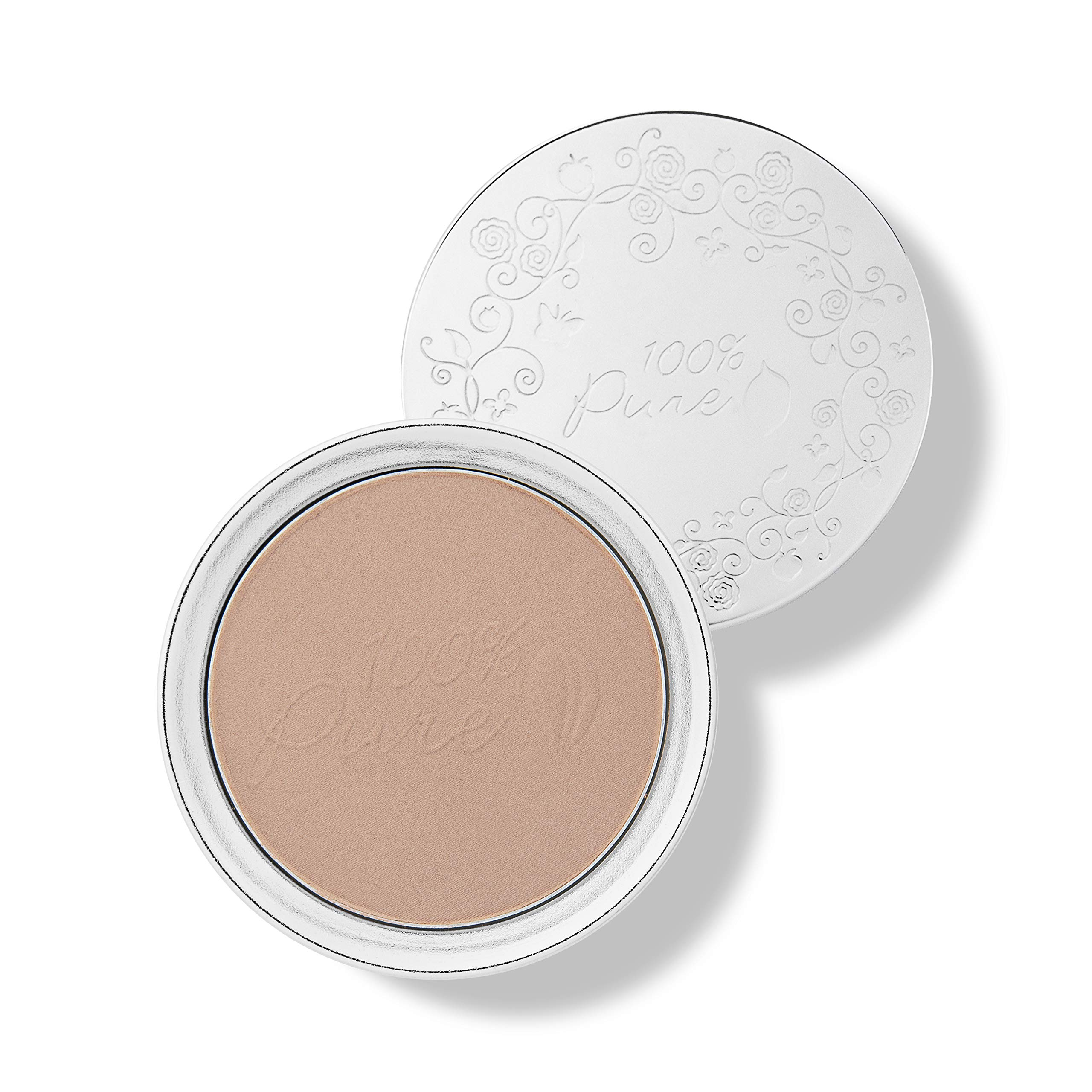 100 Pure Powder Foundation Fruit Pigmented Toffee Matte Finish Absorbs Oil Anti Aging Helps Fight Acne Natural Vegan Makeup Tan Shade W Neutral Undertones 0 32 Oz