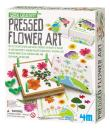 4M Green Creativity Pressed Flower Art Kit - Arts & Crafts DIY Recycle Floral Press Gift for Kids & Teens, Girls & Boys