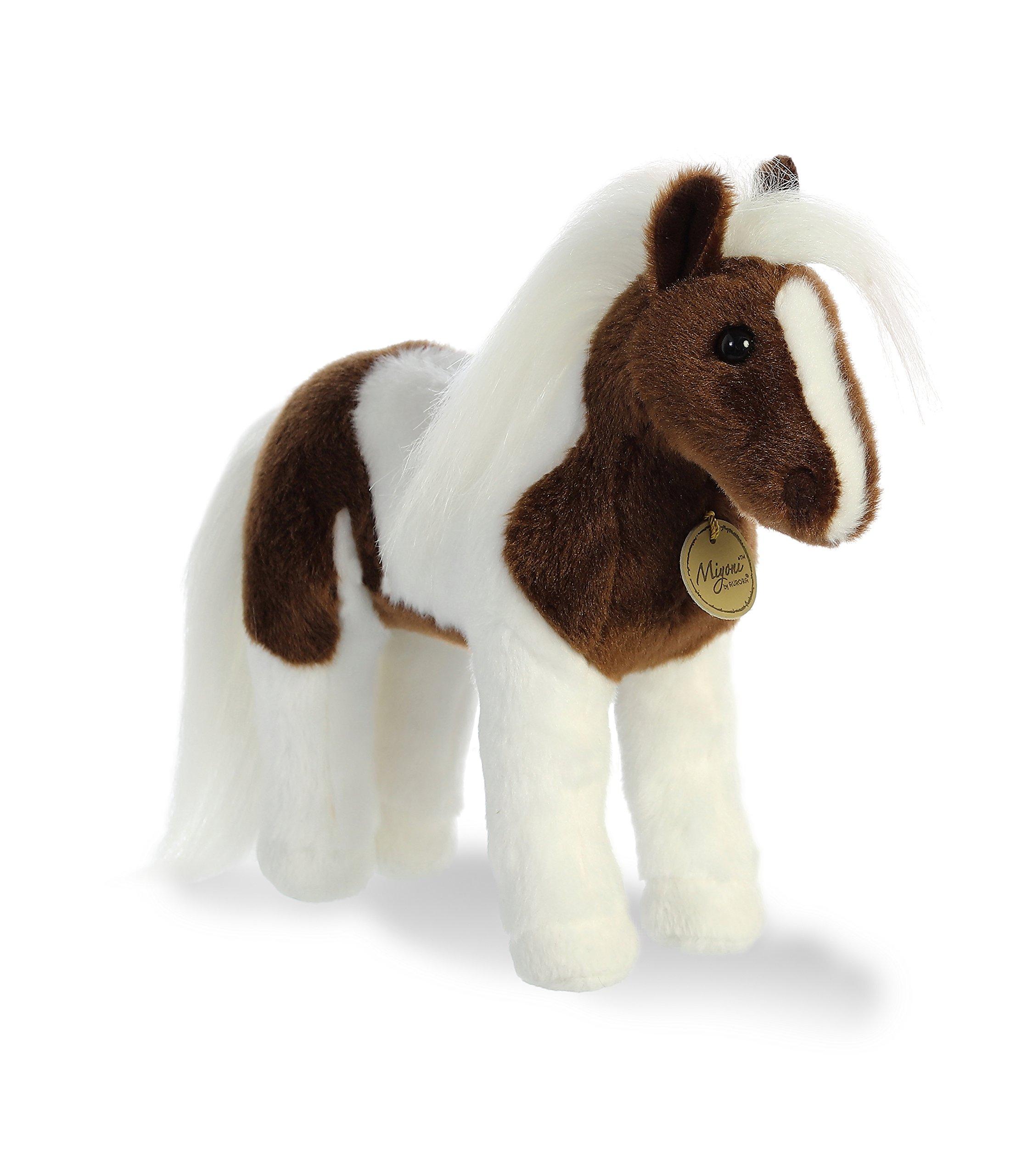 "Aurora - Miyoni - 12"" Paint Horse, Multicolor, (Model: 26322)"