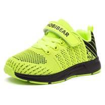 GUBARUN Kids Lightweight Sneakers Boys and Girls Casual Running Shoes
