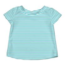 i play. by green sprouts Baby Girls' Rash Guard