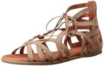 Gentle Souls Women's Break My Heart 3 Gladiator Sandal