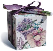 Lissom Design Paper Block Set, Lavender Allure