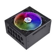 Super Flower Leadex III Gold ARGB PRO 650W 80+ Gold, ECO Fanless & Silent Mode, Full Modular Power Supply, Fluid Dynamic Bearing Fan,SF-650F14RG V2.0