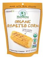 Nature's All Foods Organic Freeze-Dried Roasted Corn 1.6oz