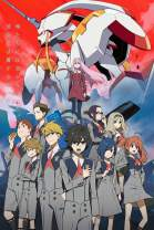 Wonderful Life A Japan Anime Poster - Darling in The Franxx - Tin Poster Tin Sign 12x8 inch