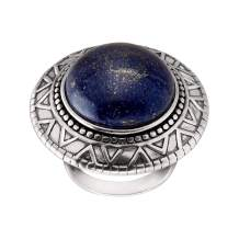 Silpada 'Peruvian' Natural Lapis Ring in Sterling Silver