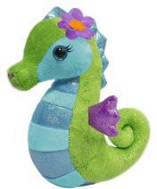 First & Main 15 Fanta Sea Sasha Seahorse Basic Plush Toys