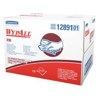 Wypall X90 Extended Use Cloths (12891), Reusable Wipes BRAG BOX, Blue Denim, 1 Box / Case, 136 Sheets / Box