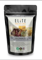 Detox Tea Supports Better Digestion - Premium Detox Organic Herbal Teas Support Colon Cleanse, Gut, Digestive, Immune Health - 14 Elite Tea Bags for Body Cleanse and Ease Upset Stomach. No Caffeine
