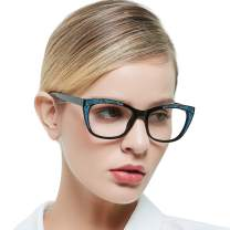 OCCI CHIARI Women Reading Glasses Cateye Nerd 0 1.0 1.5 2.0 2.5 3.0 TO 6.0