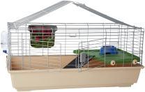 Amazon Basics Small Animal Cage Habitat With Accessories