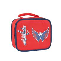 """Officially Licensed NHL """"Sacked"""" Lunch Cooler Bag, Multi Color, 10.5"""" x 8.5"""" x 4"""""""