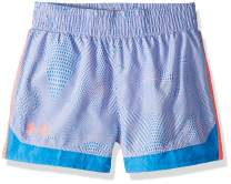 Under Armour Baby Girls New Run Short
