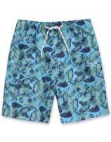 VAENAIT BABY 6M-2T Infant Girls Boys UPF 50+ UV Protection Quick Dry Swim Trunk Board Shorts with Mesh Lining & Drawstring