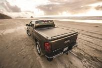 "Roll-N-Lock BT447A Premium Powder-Coated Finish 5'7"" Bed Tonneau cover (A-Series Retractable)"