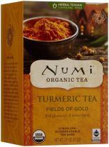 Numi Organic Tea SRNUM10553 Turmeric Tea, 1
