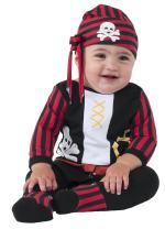 Rubie's Costume Co Baby Boys' Pirate Boy Costume