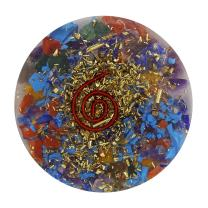 HARMONIZE Orgone Disc Spiritual Reiki Healing Stone Chakra Energy Generator