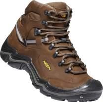 KEEN - Men's Durand II Mid WP Wide, Waterproof Hiking Boots