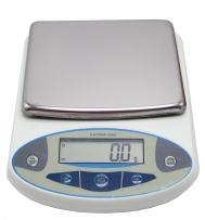 BAOSHISHAN 10kg/0.1g Analytical Electronic Balance Lab Digital Balance Scale High Precision Balances Jewelry Scales Kitchen Precision Weighing Pan Size=180x160mm (0.1g, 10kg)