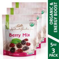 Nature's Garden Organic Berry Mix - 5 oz. (Pack of 3)