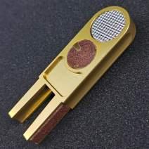 BALIKEN Billiards Pool Cue Tip Shaper Tool Billiards Accessories Scuffer Burnisher Cue Tip Trimmers Tapper/Pool Stick/Billard Pool Sticks