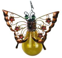 Moonrays 90071 Butterfly Umbrella