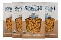 Sfoglini Organic Saffron Malloreddus Pasta, 4 Count, 16 Ounce