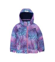 Kamik Winter Apparel Tessie Screen U Print Insulated Jacket