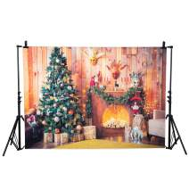FOCUSSEXY 7x5ft Christmas Backdrop Christmas backdrops for Photography Photo Backdrops Background Studio Prop