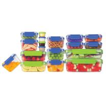 SnapLock by Progressive 36-Piece Container Set, Multicolored