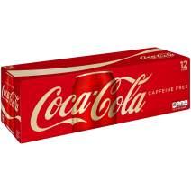 Coca-Cola Caffeine Free Soda Soft Drink, 12 fl oz (pack of 12)