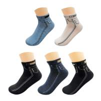 AlterChoice Mens Novelty Socks, Short Ankle Socks look like shoes, Great Gift for Men