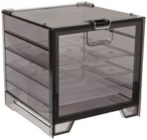 Bel-Art Dry-Keeper Stacking Polystyrene Desiccator Cabinet; 0.35 cu. ft. (H42053-0001)