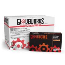 GLOVEWORKS Industrial Blue Nitrile Gloves - 5 mil, Latex Free, Powder Free, Disposable, XXLarge, INPF49100, Case of 1000