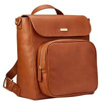 JJ Cole Brookmont Diaper Bag, Cognac