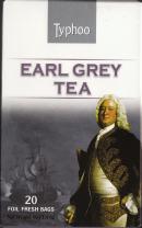 Typhoo Tea - 20 Foil Fresh Bags (Earl Grey Tea)