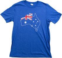 Australia Pride | Vintage Style, Retro-Feel Aussie Unisex T-Shirt