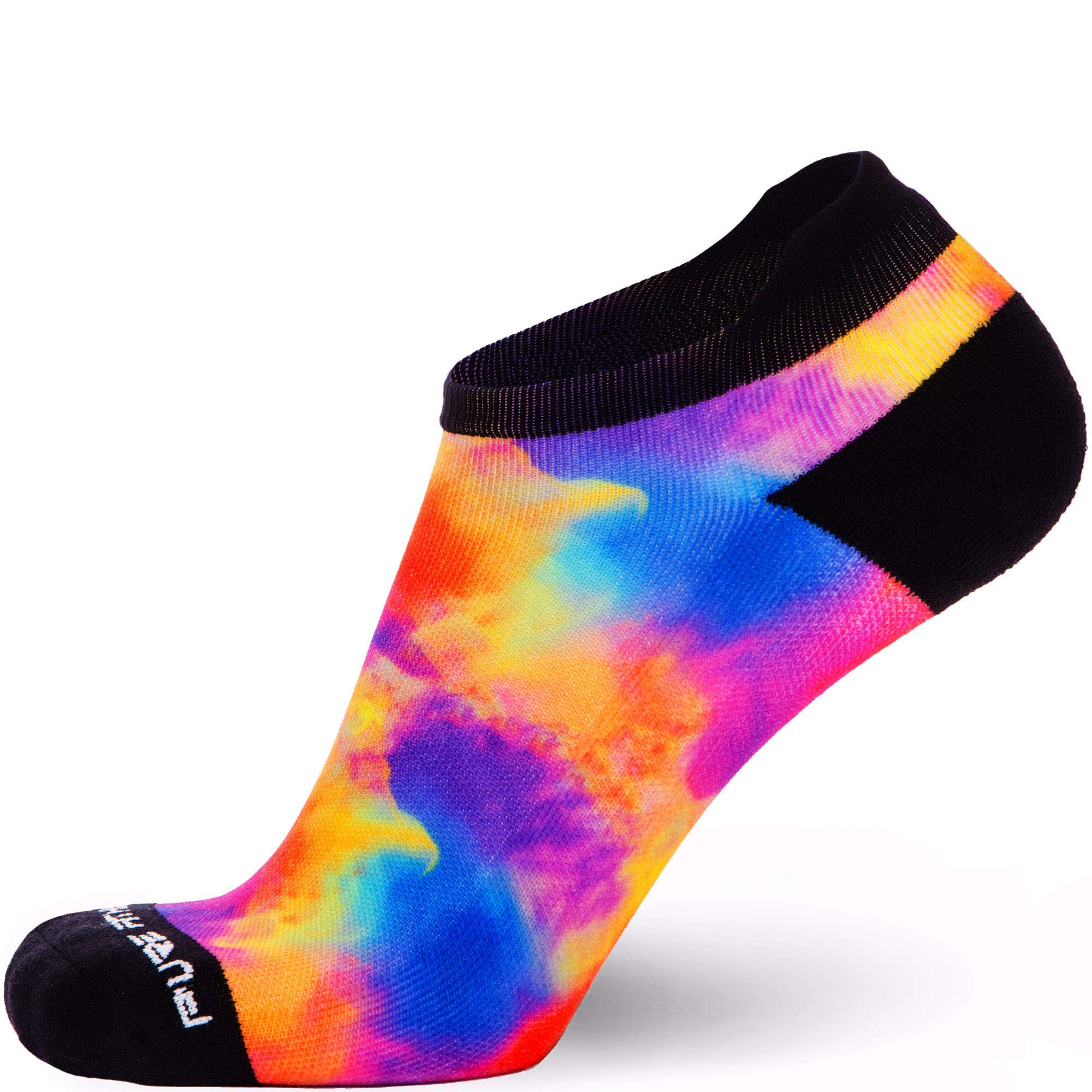 Running Socks – Best Athletic No Show for Men and Women - Low-Show Light Cushion