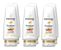 Pantene Pro-V Conditioner Breakage Defense, 12 FL OZ (Pack of 6)