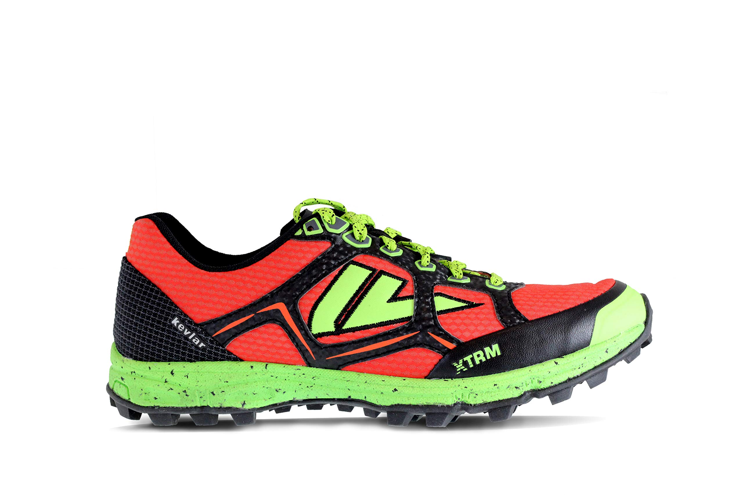 VJ XTRM OCR Shoes - Trail Running Shoes Women and Mens with a Full Length Rock Plate - Made for Rocky and Technical Mountain Trails and Obstacle Course Races