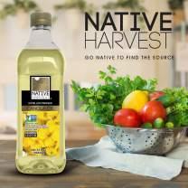 Native Harvest Expeller Pressed Non-GMO Canola Oil, 1 Litre (33.8 FL OZ), 12 Pack