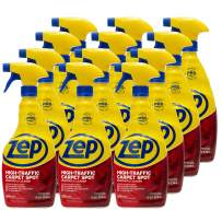 Zep High Traffic Carpet Cleaner 32 oz. ZUHTC32 (Case of 12) Make high traffic areas look new again