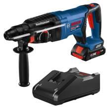 Bosch GBH18V-26DK15 18V EC Brushless SDS-plus Bulldog 1 In. Rotary Hammer Kit with (1) CORE18V 4.0 Ah Compact Battery